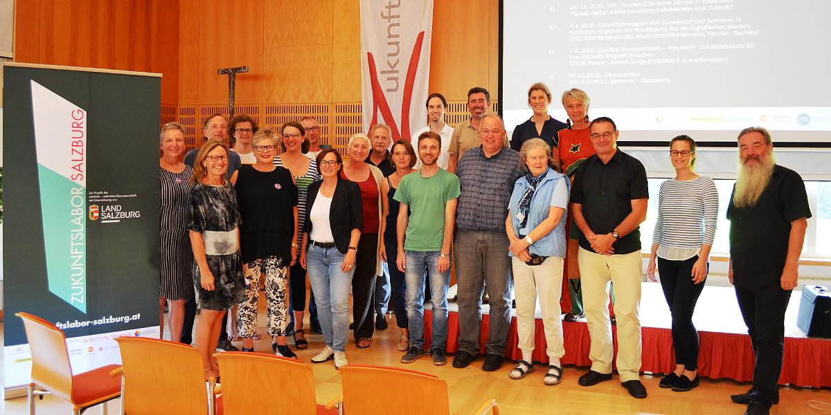 Tage der Zukunft wieder erfolgreich inSalzburg